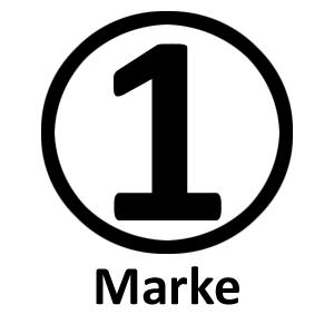 Marke 1