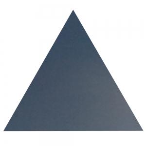 Blaues Dreieck, gleichseitig