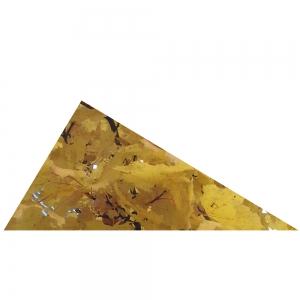 Rechtwinkliges Gelbes Dreieck 2