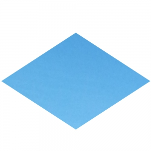 Blaue Raute, Querformat