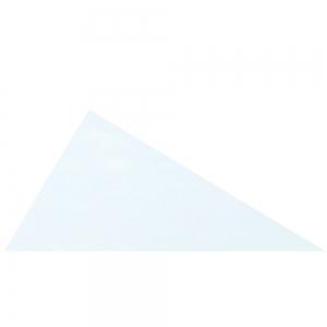 Rechtwinkliges blaues Dreieck 1