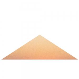 Gelbes Dreieck, gleichschenklig