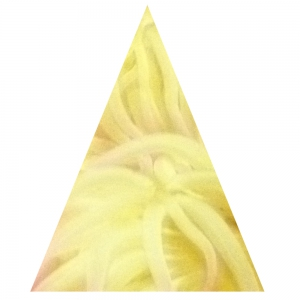 Gelbes Dreieck, hoch