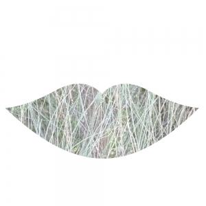 Grüner Mund